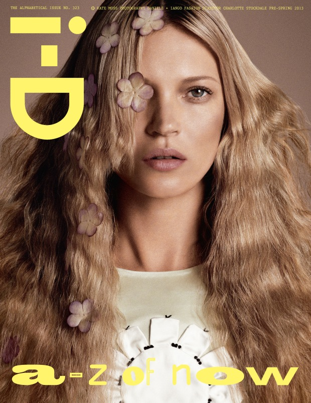 i-D Kate Cover2